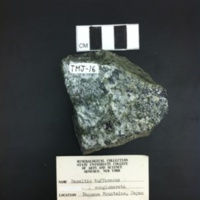 Basaltic Tuffaceous Conglomerate